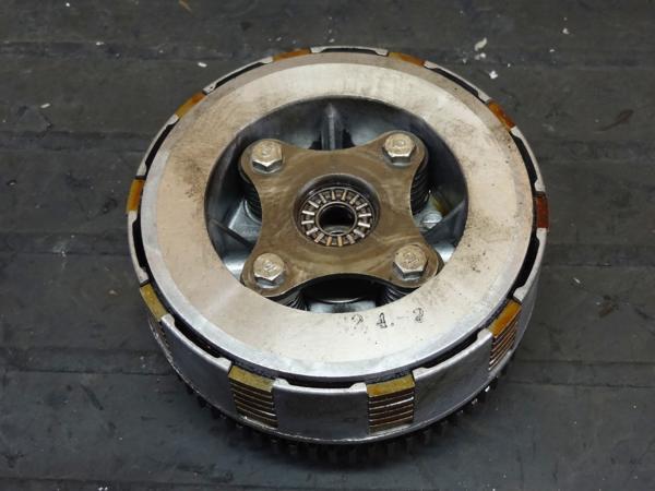 【160422】GB250クラブマン(MC10)◎クラッチハウジング[エンジン | 中古バイクパーツ通販・買取 ジャンクヤード鳥取 JunkYard
