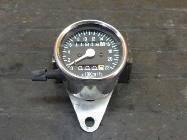 【160422】GB250クラブマン(MC10)◎社外スピードメーター 難有 | 中古バイクパーツ通販・買取 ジャンクヤード鳥取 JunkYard