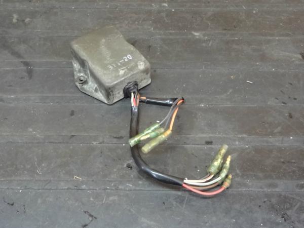 【160623】XT250(3Y5)◆CDI イグナイター 電装 | 中古バイクパーツ通販・買取 ジャンクヤード鳥取 JunkYard