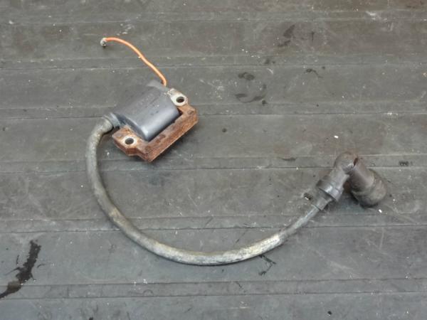 【160623】XT250(3Y5)◆イグニッションコイル IGコイル電装 火花 | 中古バイクパーツ通販・買取 ジャンクヤード鳥取 JunkYard