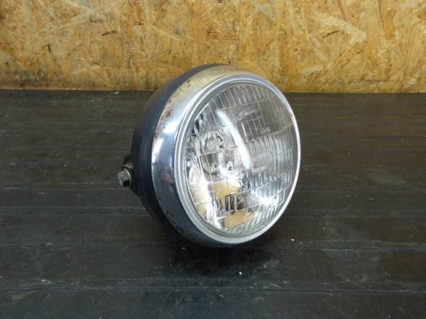 【160623】XT250(3Y5)◆ヘッドライト レンズ ケース | 中古バイクパーツ通販・買取 ジャンクヤード鳥取 JunkYard