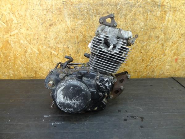 【160623】XT250(3Y5)◆エンジン 初爆確認済 ハンガー/マウント | 中古バイクパーツ通販・買取 ジャンクヤード鳥取 JunkYard