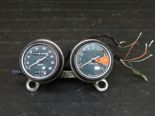 【160805】CB350◇スピードメーター タコ【エクスポート CB250 | 中古バイクパーツ通販・買取 ジャンクヤード鳥取 JunkYard