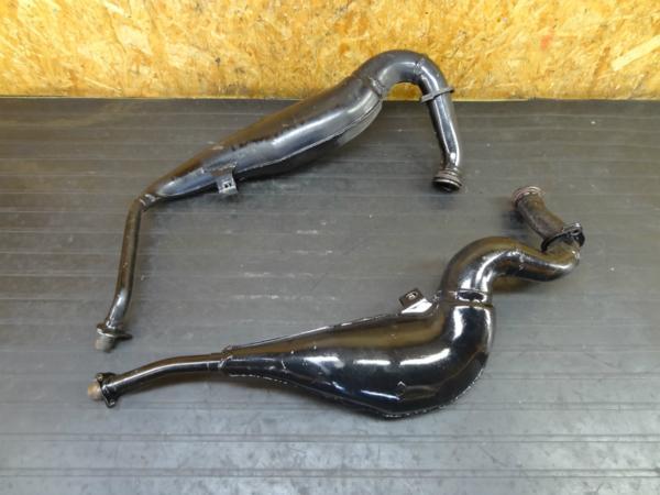 【161014】NSR250R(MC21)◆チャンバー 左右 マフラー | 中古バイクパーツ通販・買取 ジャンクヤード鳥取 JunkYard