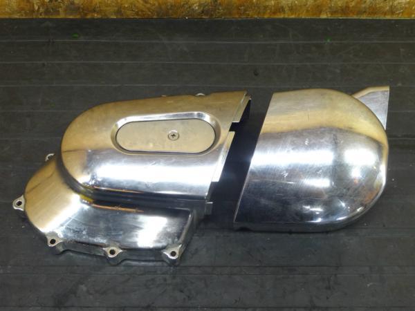 [170514]バルカン400(VN400A)◇ジェネレーターカバー スプロケカバー エンジンカバー 左 | 中古バイクパーツ通販・買取 ジャンクヤード鳥取 JunkYard
