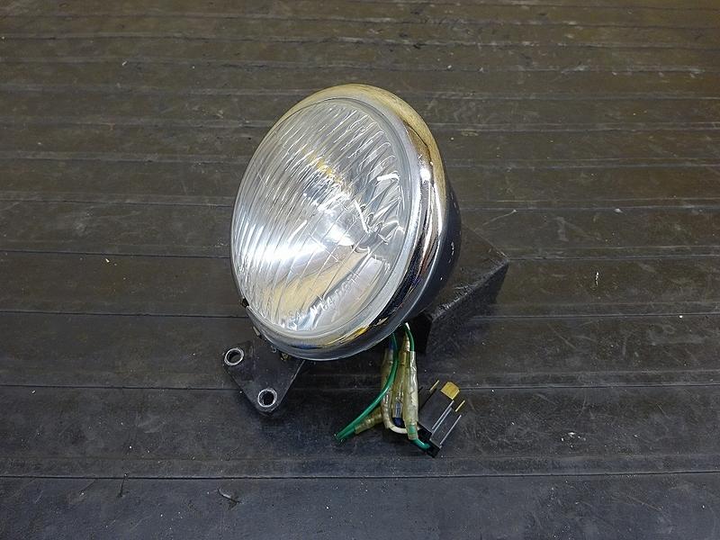 【190416.Y】SR400(1JR-338)● 社外ヘッドライト レンズ ステー 【SR500 | 中古バイクパーツ通販・買取 ジャンクヤード鳥取 JunkYard