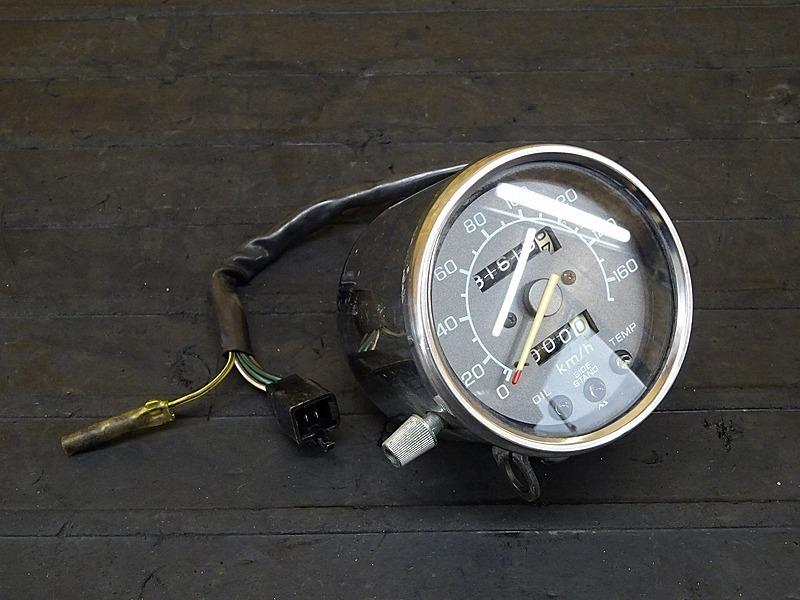 【200414】■ スティード400 NC26 純正スピードメーター インジケーターランプ 31615㎞ メッキ | 中古バイクパーツ通販・買取 ジャンクヤード鳥取 JunkYard