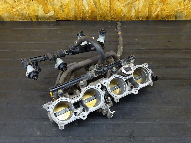 【200929】CBR600RR '07(PC40-1000)■ 純正スロットルボディ インジェクター インジェクション | 中古バイクパーツ通販・買取 ジャンクヤード鳥取 JunkYard