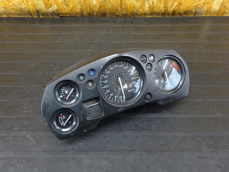 【210719】CBR1100XX '97■ スピードメーター タコメーター インジケーターランプ 27085㎞ 【スーパーブラックバード SC35 キャブ車 | 中古バイクパーツ通販・買取 ジャンクヤード鳥取 JunkYard