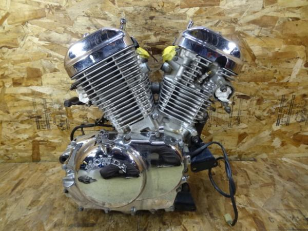 スティード400(NC26-1307)◇エンジン 始動OK | 中古バイクパーツ通販・買取 ジャンクヤード鳥取 JunkYard