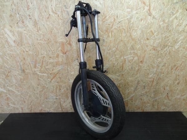 【140531】NV400SP(NC15)◎フロントフォーク ステム ブレーキ | 中古バイクパーツ通販・買取 ジャンクヤード鳥取 JunkYard