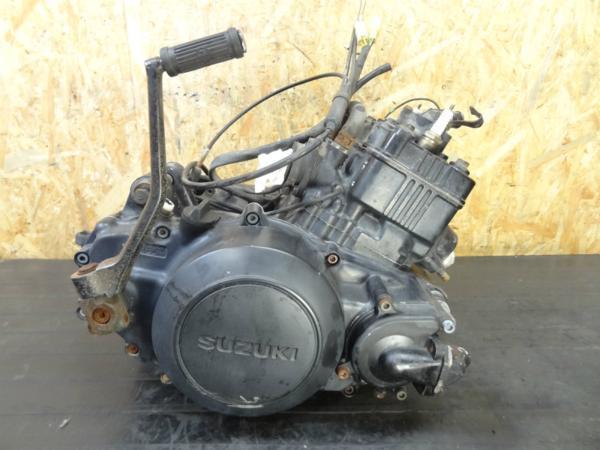 【141017】RG250ガンマ(GJ21A)◎エンジン 初爆確認済 キック【Γ | 中古バイクパーツ通販・買取 ジャンクヤード鳥取 JunkYard