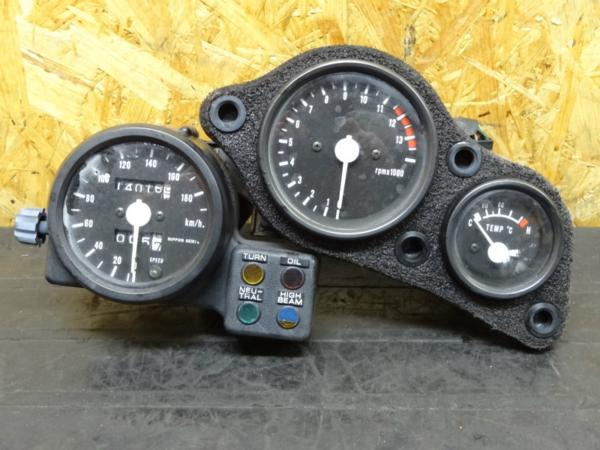 【150129】NSR250R(MC18)◆メーターユニット スピード タコ 水温 | 中古バイクパーツ通販・買取 ジャンクヤード鳥取 JunkYard