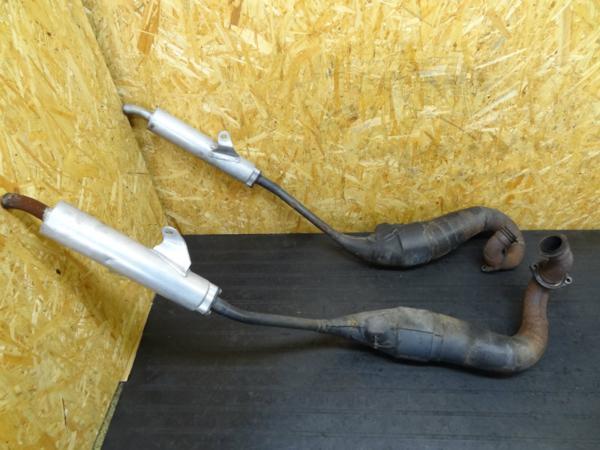 【150129】NSR250R(MC18)◆マフラー チャンバー サイレンサー | 中古バイクパーツ通販・買取 ジャンクヤード鳥取 JunkYard