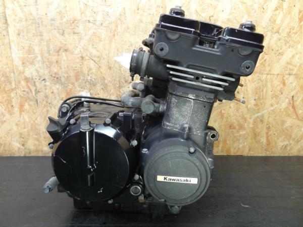 【140901】FX400R(ZX400D)◎エンジン クランキング確認済【GPZ | 中古バイクパーツ通販・買取 ジャンクヤード鳥取 JunkYard