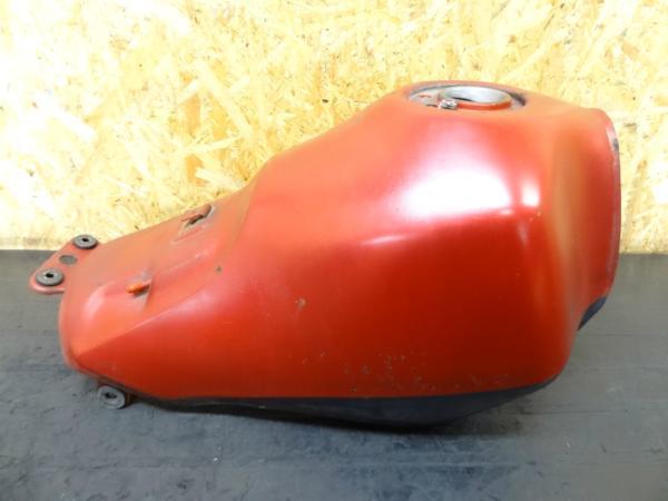 【150312】スーパーシェルパ(KL250G)◎ガソリンタンク 燃料 難有 | 中古バイクパーツ通販・買取 ジャンクヤード鳥取 JunkYard