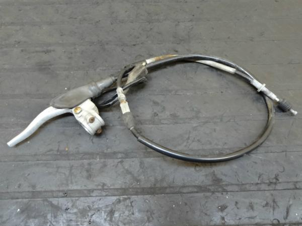 【150312】スーパーシェルパ(KL250G)◎クラッチレバー ホルダー | 中古バイクパーツ通販・買取 ジャンクヤード鳥取 JunkYard