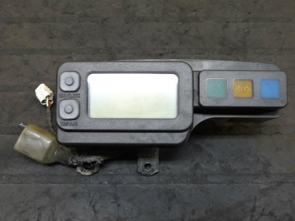 【150312】スーパーシェルパ(KL250G)◎スピードメーター 難有 | 中古バイクパーツ通販・買取 ジャンクヤード鳥取 JunkYard