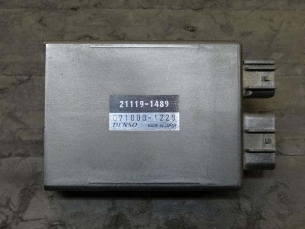 【150312】スーパーシェルパ(KL250G)◎CDI イグナイター | 中古バイクパーツ通販・買取 ジャンクヤード鳥取 JunkYard