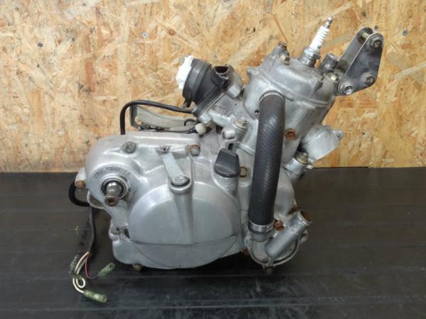 【150418】KX80◇エンジン 始動確認済み 部品取りに!!【KX080SE | 中古バイクパーツ通販・買取 ジャンクヤード鳥取 JunkYard