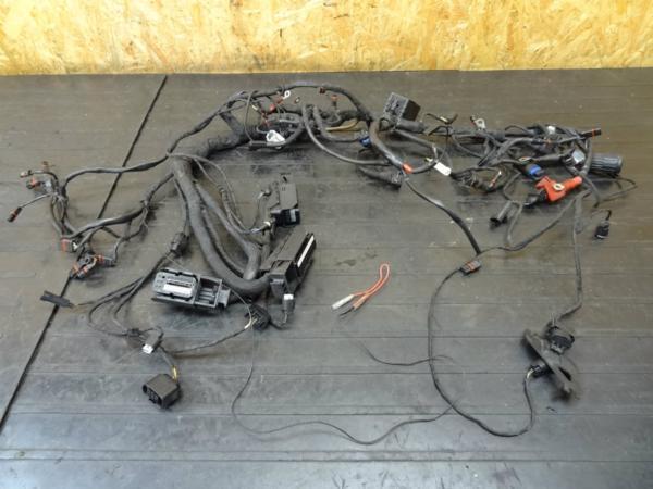【150420】BMW R1200S◆メインハーネス リレー 電装品 | 中古バイクパーツ通販・買取 ジャンクヤード鳥取 JunkYard
