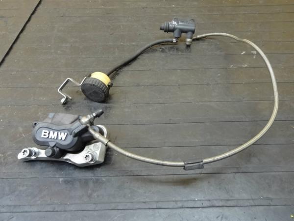 【150420】BMW R1200S◆リアブレーキマスター キャリパー ホース | 中古バイクパーツ通販・買取 ジャンクヤード鳥取 JunkYard