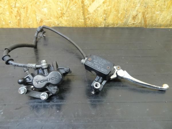 【150116】バンディット250(GJ77A)◎フロントブレーキキャリパー | 中古バイクパーツ通販・買取 ジャンクヤード鳥取 JunkYard
