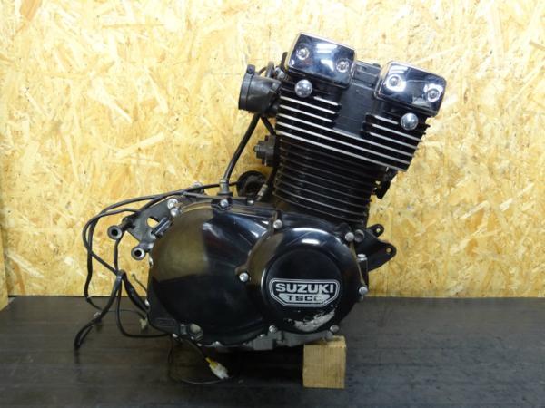 【150206】インパルス400(GK7CA)◆エンジン 始動確認済 難有 | 中古バイクパーツ通販・買取 ジャンクヤード鳥取 JunkYard