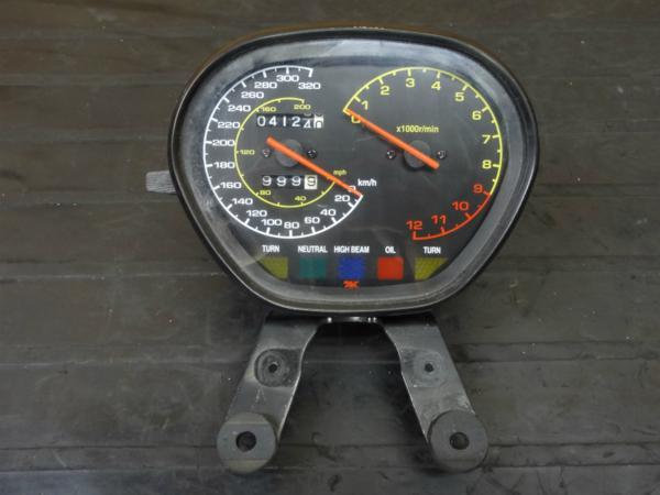 【141120】GSX750Sカタナ(GS75X)◇メーターユニット 320km TNK | 中古バイクパーツ通販・買取 ジャンクヤード鳥取 JunkYard