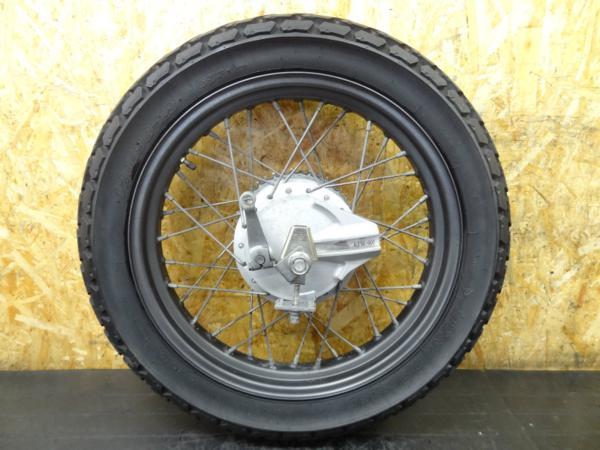【150324】FTR223(MC34)◎リアホイール アクスル ドラム18×3.00 | 中古バイクパーツ通販・買取 ジャンクヤード鳥取 JunkYard