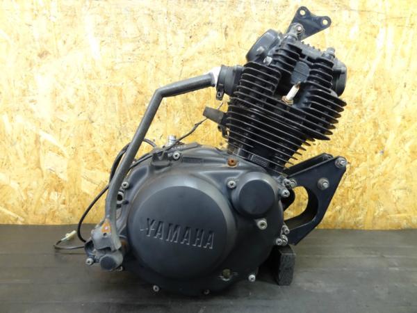 【151014】TW200(2JL)◇エンジン クランキングOK!! ペダル付   中古バイクパーツ通販・買取 ジャンクヤード鳥取 JunkYard