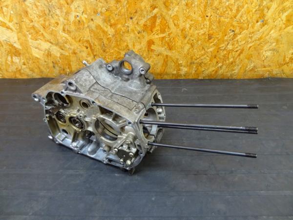 【151020】カブ110(JA07)◎クランクケース【C110 エンジン   中古バイクパーツ通販・買取 ジャンクヤード鳥取 JunkYard