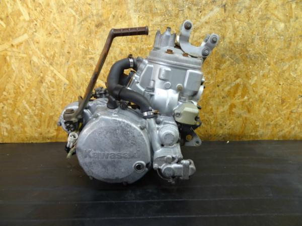 【160309】KDX250(DX250F)◆エンジン 初爆OK キック 難有 | 中古バイクパーツ通販・買取 ジャンクヤード鳥取 JunkYard