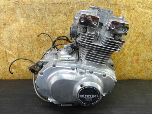 【160328】GSX250L/T(GJ51B)◇エンジン セルモーター【ザリ ゴキ | 中古バイクパーツ通販・買取 ジャンクヤード鳥取 JunkYard