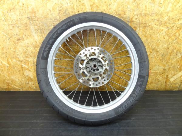 【160721】KDX200SR(DX200G)◆リアホイール 19×2.15 AFAM 43丁 | 中古バイクパーツ通販・買取 ジャンクヤード鳥取 JunkYard