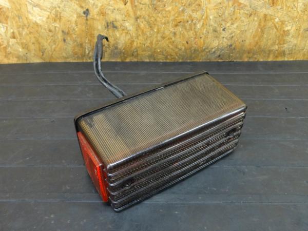 【160903】GPZ400F(ZX400A)◇テールランプ ライト スモーク? | 中古バイクパーツ通販・買取 ジャンクヤード鳥取 JunkYard