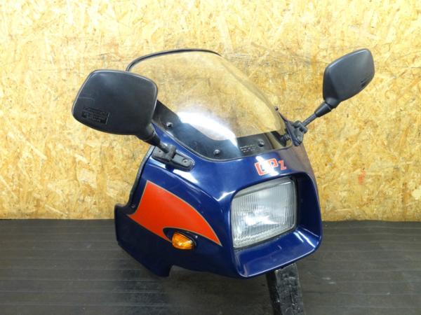 【160903】GPZ400F(ZX400A)◇アッパーカウル ライト ステー [F2 | 中古バイクパーツ通販・買取 ジャンクヤード鳥取 JunkYard