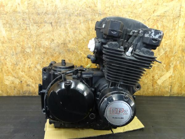 【160903】GPZ400F(ZX400A)◇エンジン 始動OK!! 20713km!?   中古バイクパーツ通販・買取 ジャンクヤード鳥取 JunkYard