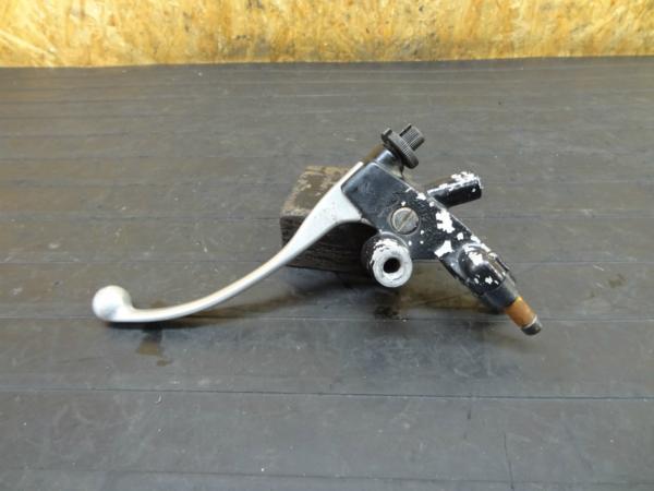 【160901】ブロス400(NC25)◆クラッチレバーホルダー【BROS | 中古バイクパーツ通販・買取 ジャンクヤード鳥取 JunkYard