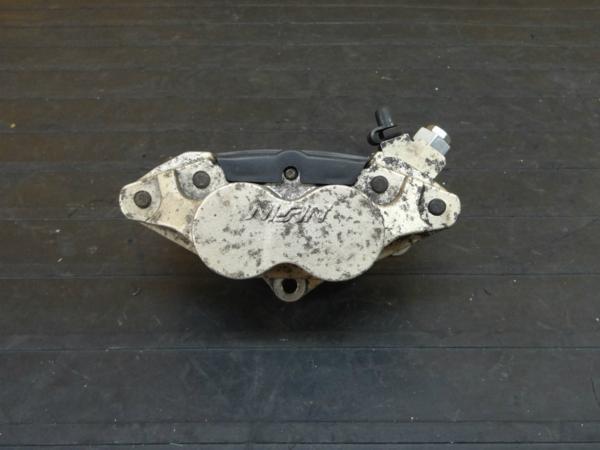 【160901】ブロス400(NC25)◆フロントブレーキキャリパー【BROS | 中古バイクパーツ通販・買取 ジャンクヤード鳥取 JunkYard