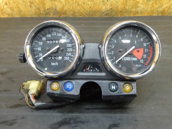 【170105】ZRX1100(ZRT10C)◆メーター フルスケール 【260km | 中古バイクパーツ通販・買取 ジャンクヤード鳥取 JunkYard