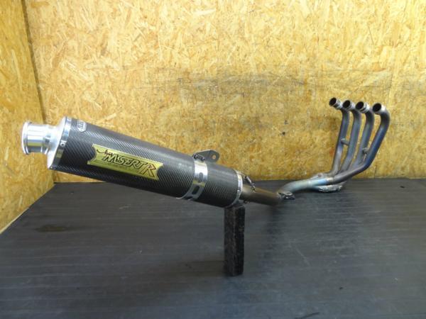 【170105】ZRX1100(ZRT10C)◆BEET 社外マフラー フルエキ チタン | 中古バイクパーツ通販・買取 ジャンクヤード鳥取 JunkYard