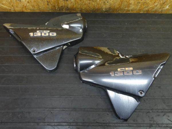 【170303】CB1300SF(SC40-1000)◇サイドカバー 左右 カウル 外装 難有 | 中古バイクパーツ通販・買取 ジャンクヤード鳥取 JunkYard