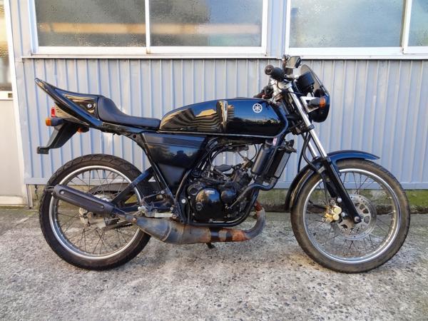 RZ50(RA02J)☆初爆確認 部品取りに!? つっぱり/エビテール付 | 中古バイクパーツ通販・買取 ジャンクヤード鳥取 JunkYard