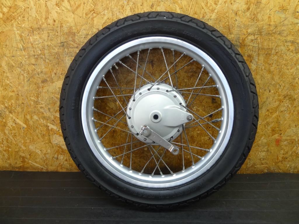 【170826】SRV250(4DN-004)◆リアホイール 18×2.15 ドラム ハブ 難有 | 中古バイクパーツ通販・買取 ジャンクヤード鳥取 JunkYard