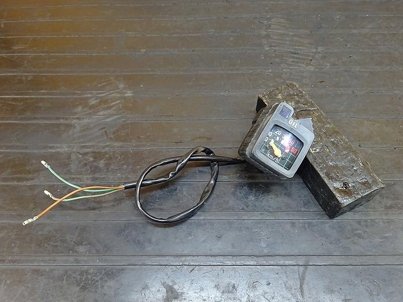 【180713.H】モトコンポ(AB12-1004)● スピードメーター オイルランプ | 中古バイクパーツ通販・買取 ジャンクヤード鳥取 JunkYard