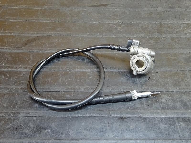 【181130.H】GB250クラブマン2型(MC10-1107)● スピードメーターギア ワイヤー | 中古バイクパーツ通販・買取 ジャンクヤード鳥取 JunkYard
