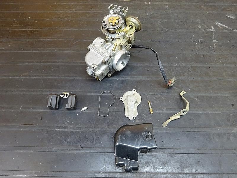 【190204.H】CRM250AR(MD32-1101)● キャブレター キャブ ジャンク | 中古バイクパーツ通販・買取 ジャンクヤード鳥取 JunkYard