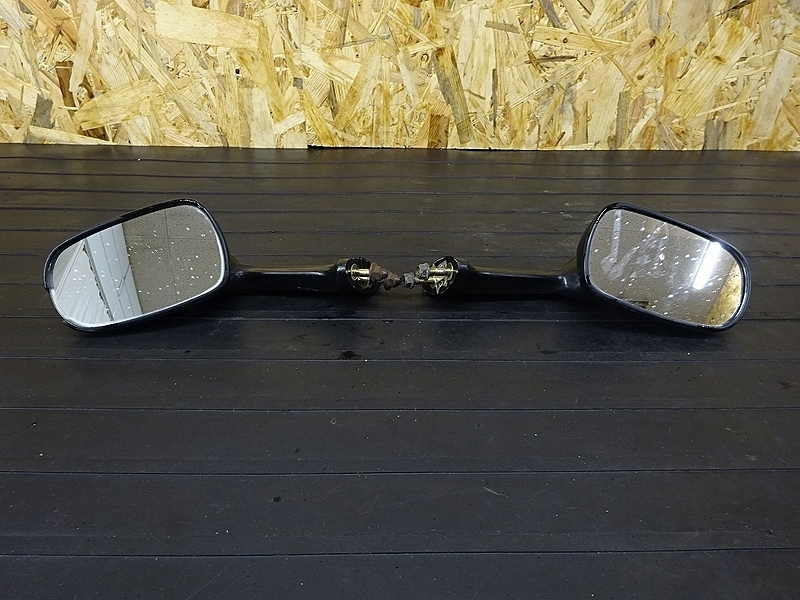 【190228.H】RVF400 (NC35-1102)★ ミラー 左右セット 難有? | 中古バイクパーツ通販・買取 ジャンクヤード鳥取 JunkYard