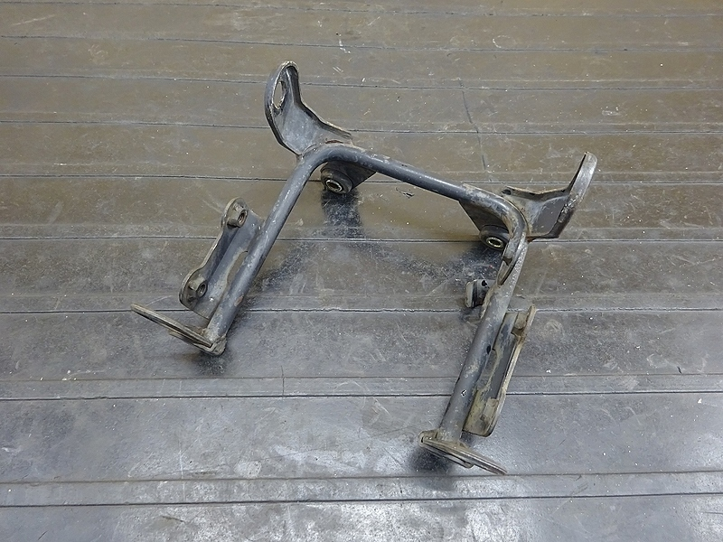 【190428.Y】SRV250(4DN-003)● ヘッドライトステー フロントステー | 中古バイクパーツ通販・買取 ジャンクヤード鳥取 JunkYard